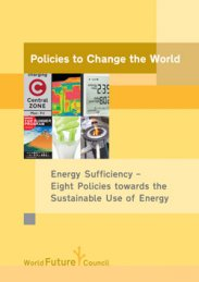 Policies to Change the World