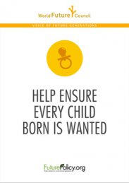 Help ensure every Child born is wanted