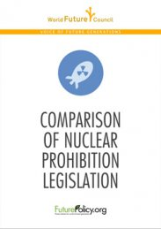 Comparison of Nuclear Prohibition Legislation