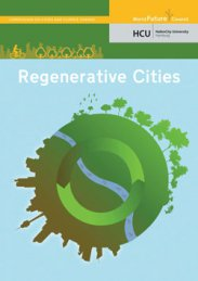 Regenerative Cities