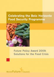 FPA 2009: Solutions for the Food Crisis