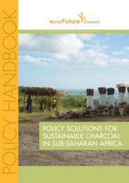 Policy Solutions for Sustainable Charcoal in Sub-Saharan Africa