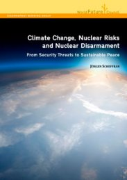 Climate Change, Nuclear Risks and Nuclear Disarmament