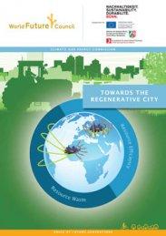 Towards the Regenerative City