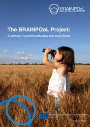Brainpool Summary Report