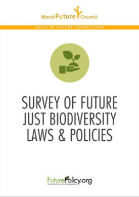 Survey of future just Biodiversity Laws and Policies