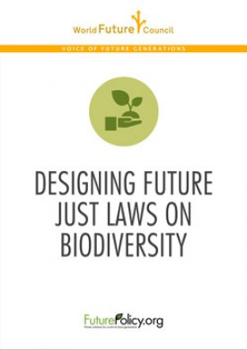 Designing future just Laws on Biodiversity